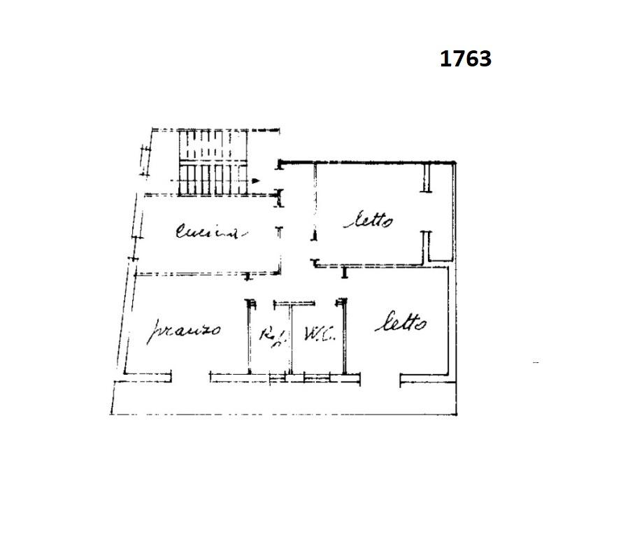 1763 Floor plans